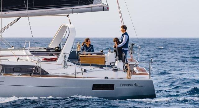 Oceanis 41.1 (LUX)  - 7