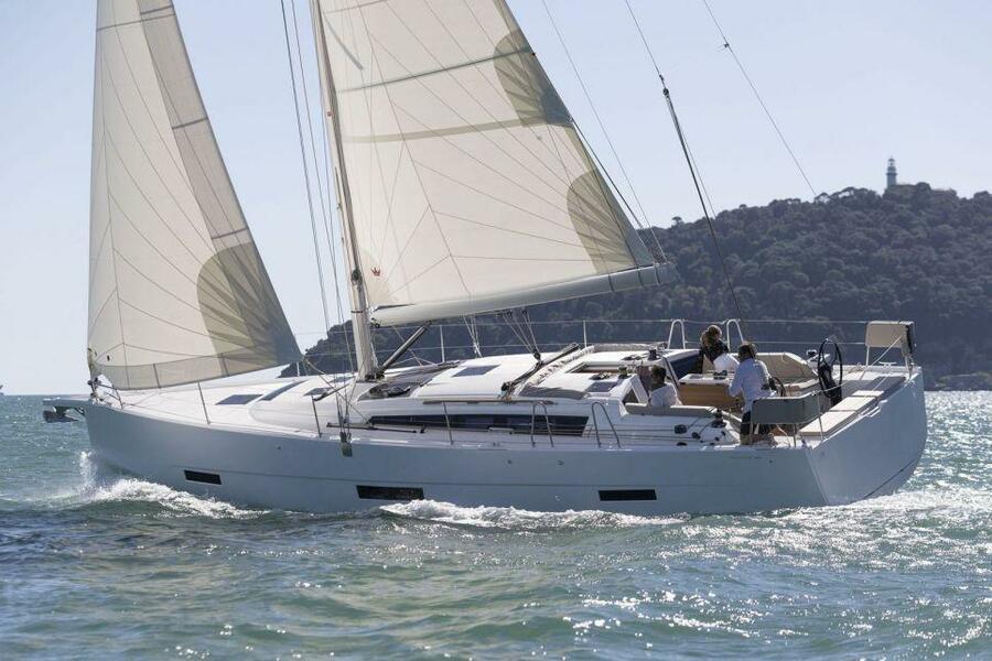 Dufour 430 GL (BESRA)  - 2