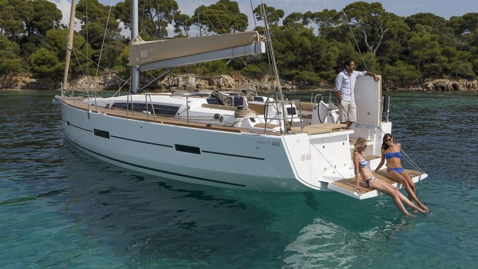 Dufour 460 GL with watermaker (IBIS)  - 4