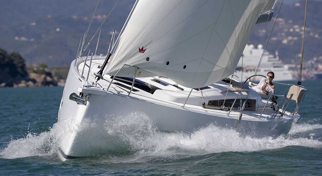 Dufour 430 Grand Large (Blue Moon ii)  - 0
