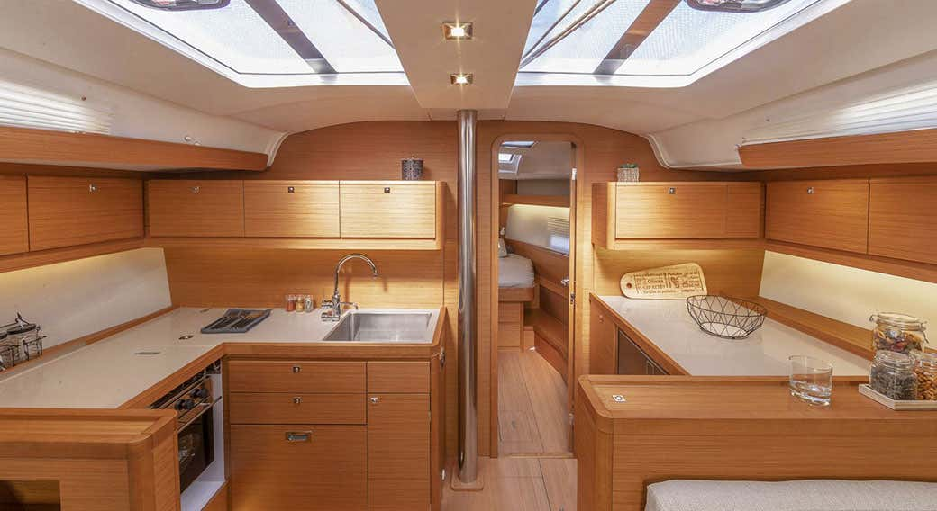 Dufour 430 Grand Large (Blue Moon ii)  - 4