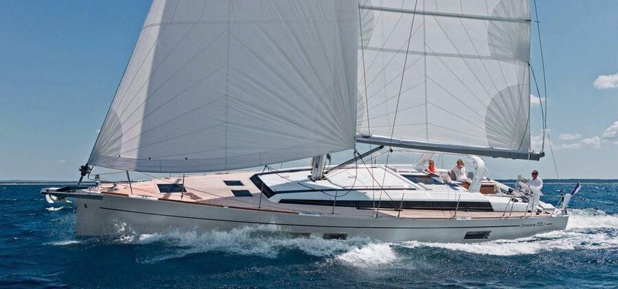 Oceanis 55.1 (AXIS MUNDI)  - 17