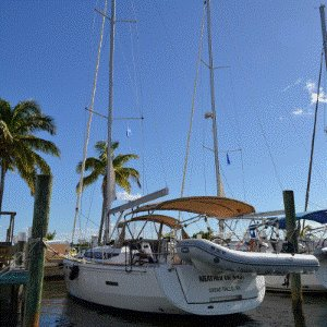 Sun Odyssey 419 (WEATHER OR KNOT)  - 1