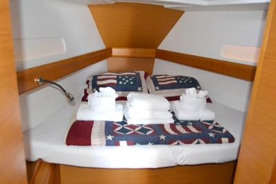 Sun Odyssey 419 (WEATHER OR KNOT)  - 0