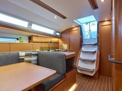 Sun Odyssey 419 (WEATHER OR KNOT)  - 4