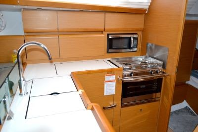 Sun Odyssey 419 (WEATHER OR KNOT)  - 2