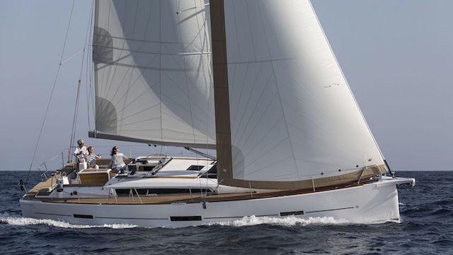 Dufour 460 Grand Large (Ti Marin)  - 9