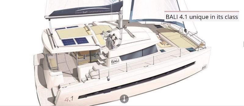 Bali 4.1 with watermaker (CALLUNE)  - 0