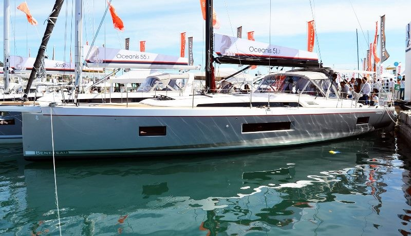 Oceanis 51.1 with watermaker & A/C - PLUS (AMPHITRITE)  - 1