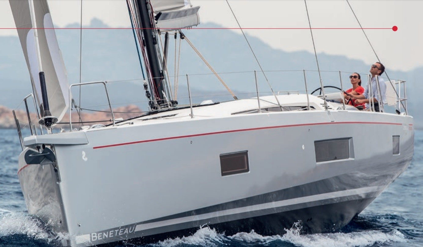 Oceanis 51.1 with watermaker & A/C - PLUS (AMPHITRITE)  - 5