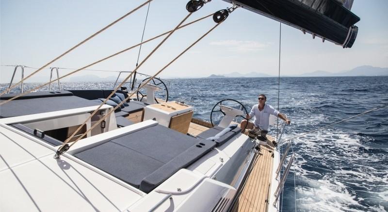 Oceanis 51.1 with watermaker & A/C - PLUS (JASMIN)  - 0