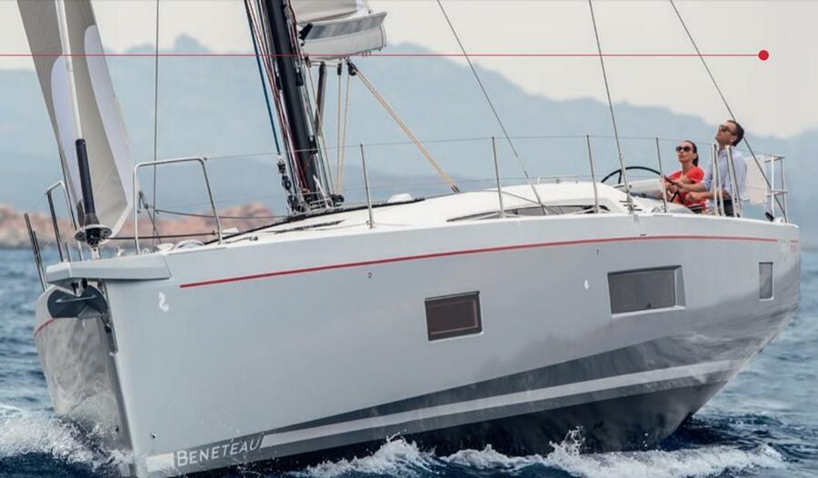 Oceanis 51.1 with watermaker & A/C - PLUS (JASMIN)  - 5