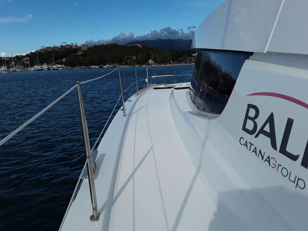 Bali 4.8 with watermaker & A/C - PLUS (SPIREE)  - 8