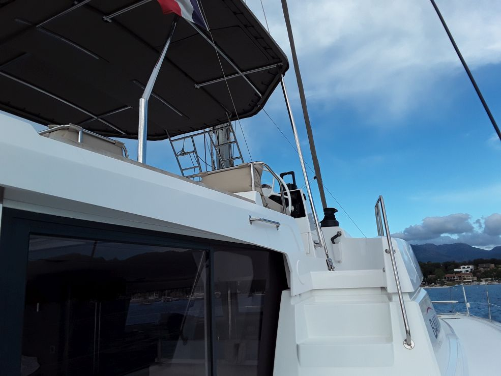 Bali 4.8 with watermaker & A/C - PLUS (SPIREE)  - 9