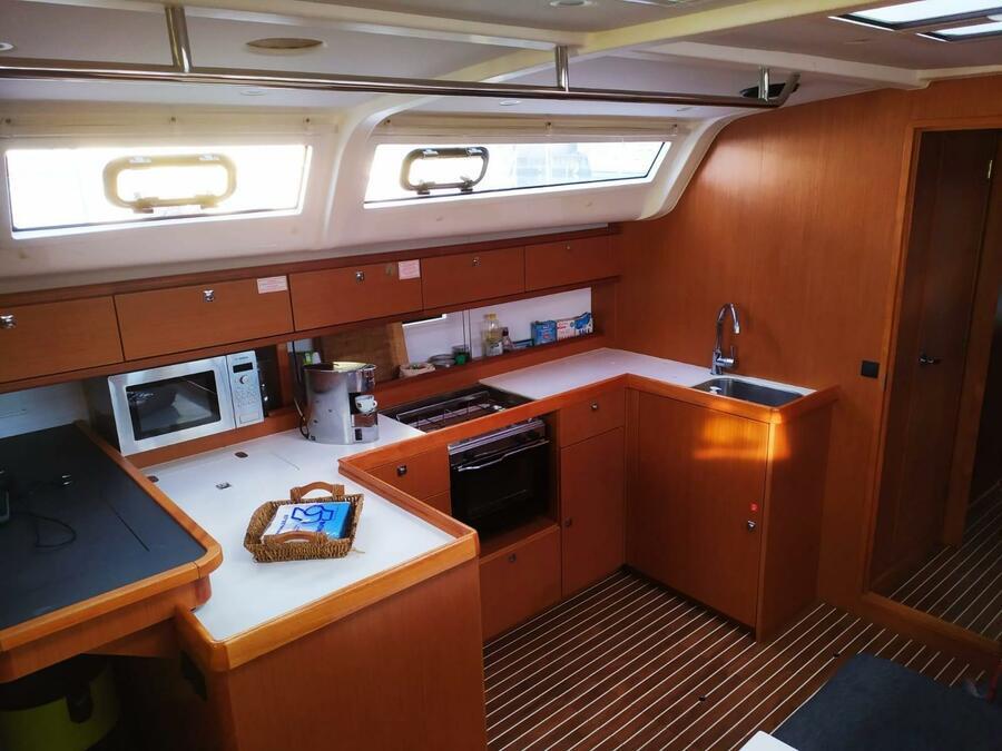 Bavaria Cruiser 51 Aircond (NOVE)  - 15