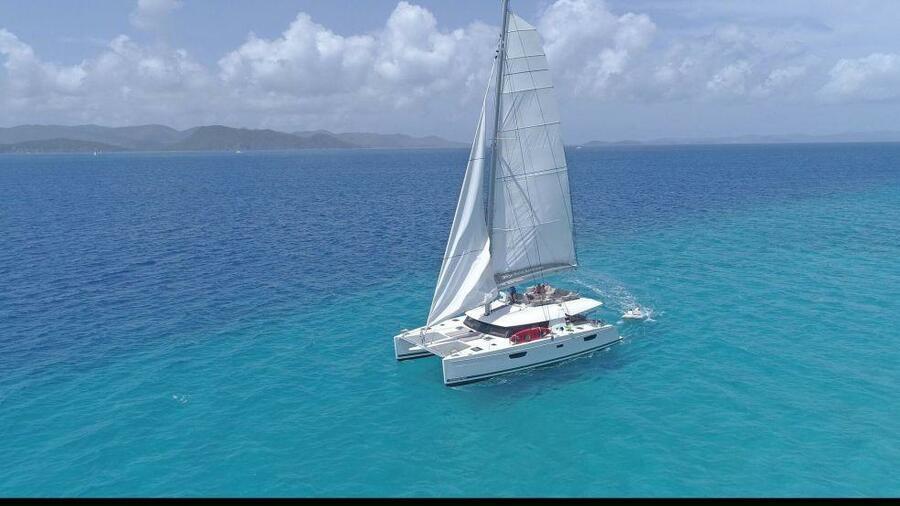 Ipanema 58 Crewed (DREAM BATTOWIA)  - 1