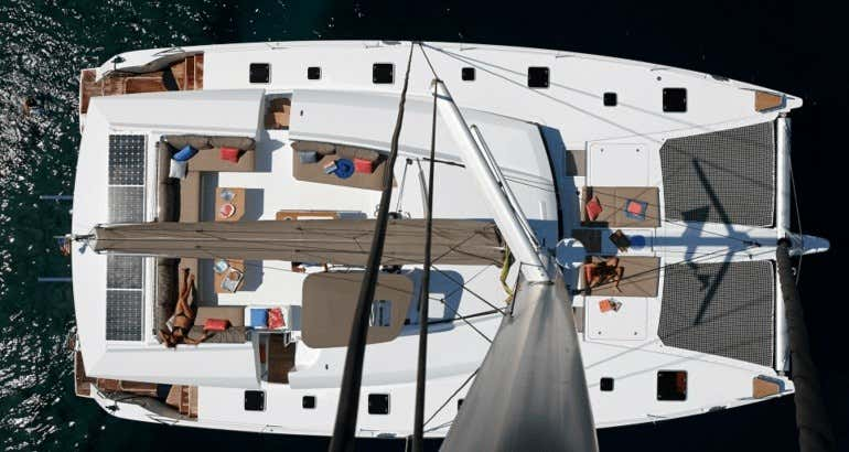 Ipanema 58 Crewed (DREAM BATTOWIA)  - 4