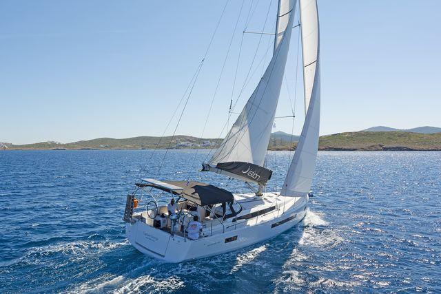 Sun Odyssey 490 (PILEAS)  - 29
