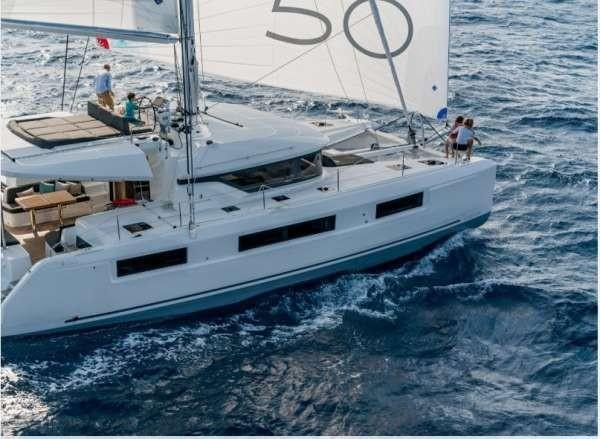 Lagoon 50 (For Sail Again)  - 1