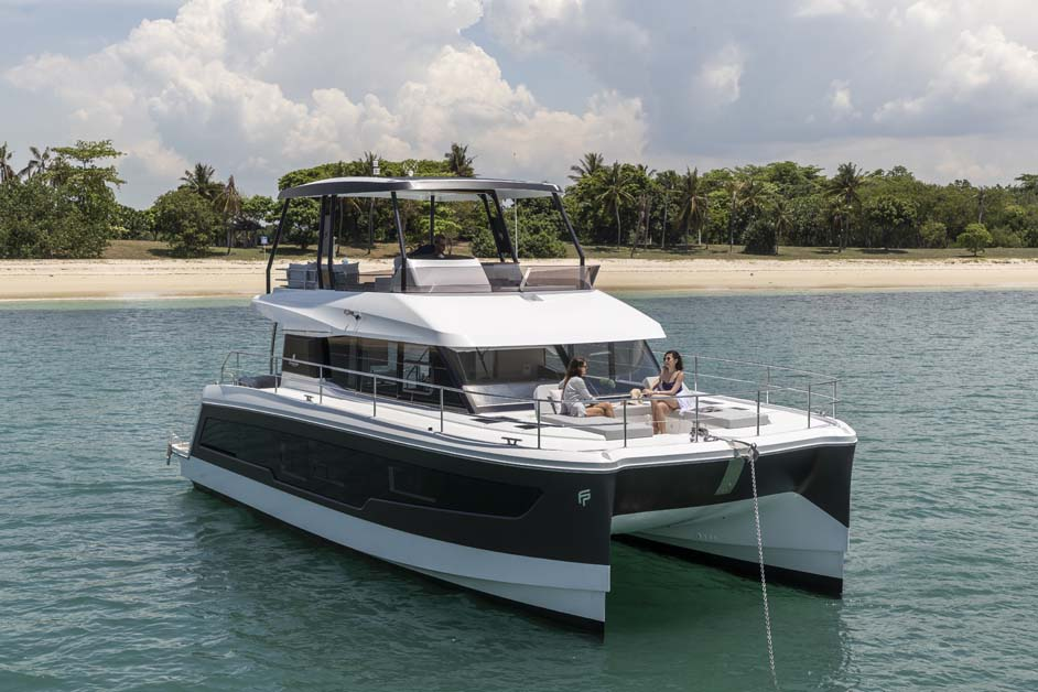 Fountaine Pajot MY 40 (Pegasus)  - 1