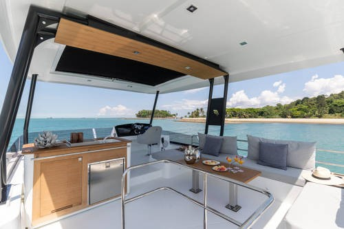Fountaine Pajot MY 40 (Pegasus)  - 0