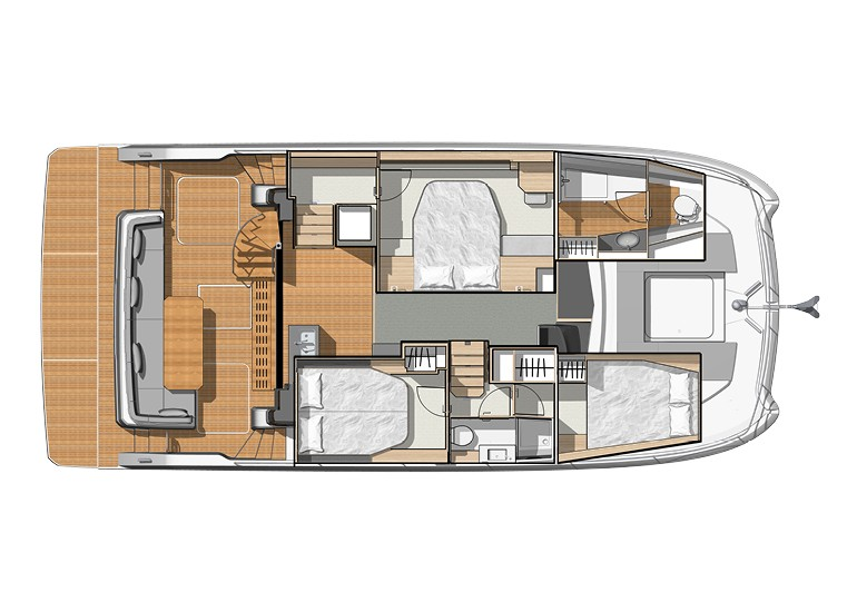 Fountaine Pajot MY 40 (Pegasus)  - 14