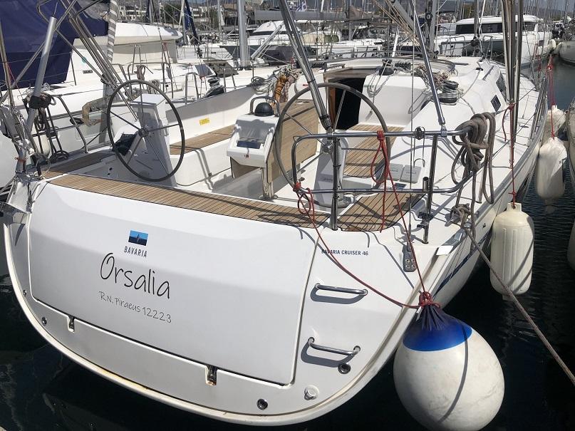 Bavaria Cruiser 46 (Orsalia)  - 2