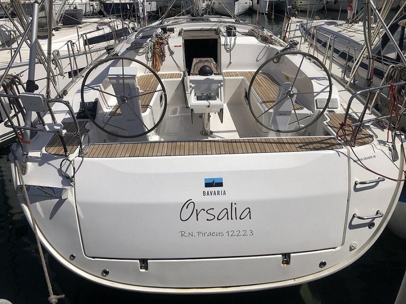 Bavaria Cruiser 46 (Orsalia)  - 1
