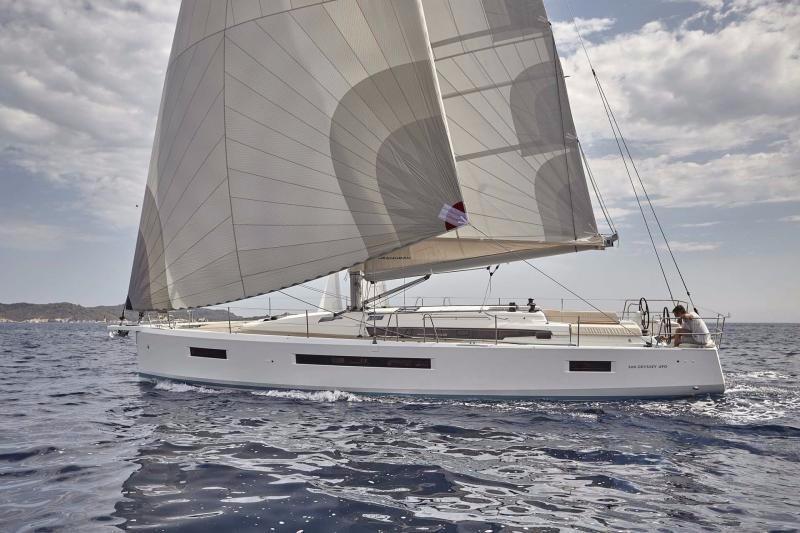 Sun Odyssey 490 (ath49016)  - 1