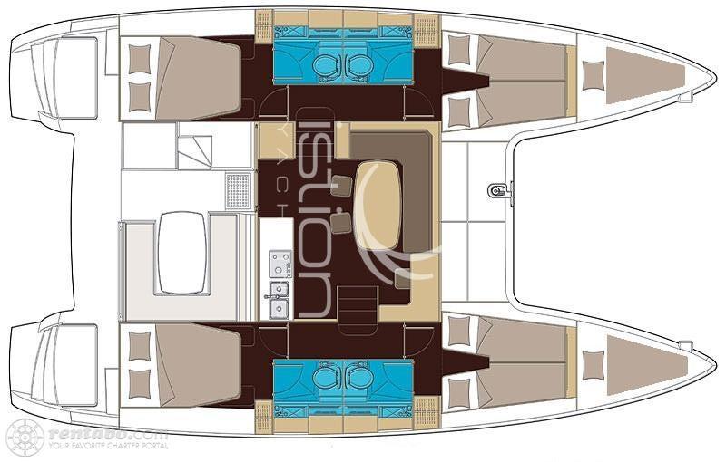 Lagoon 42 (Nacatuli)  - 3