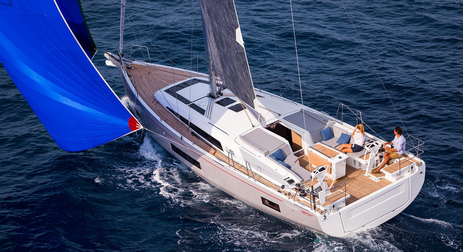 Oceanis 46.1 (Namaka)  - 4