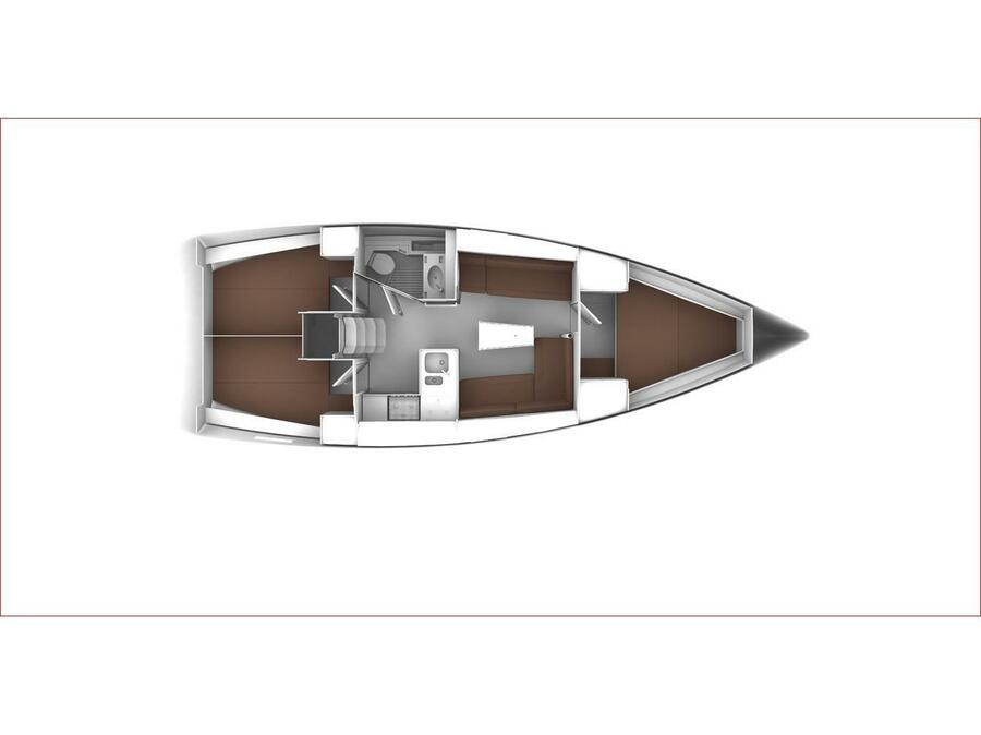 Bavaria 37 Cruiser (Sofija)  - 11