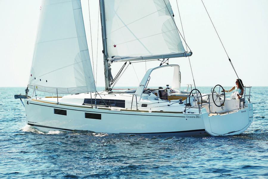 Oceanis 35.1 (BALI II)  - 0