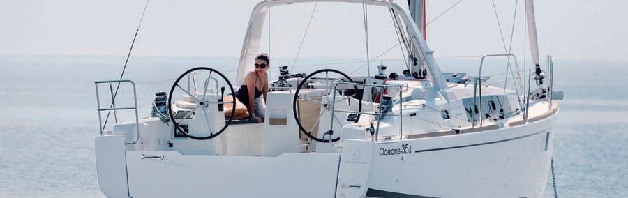 Oceanis 35.1 (BALI II)  - 4
