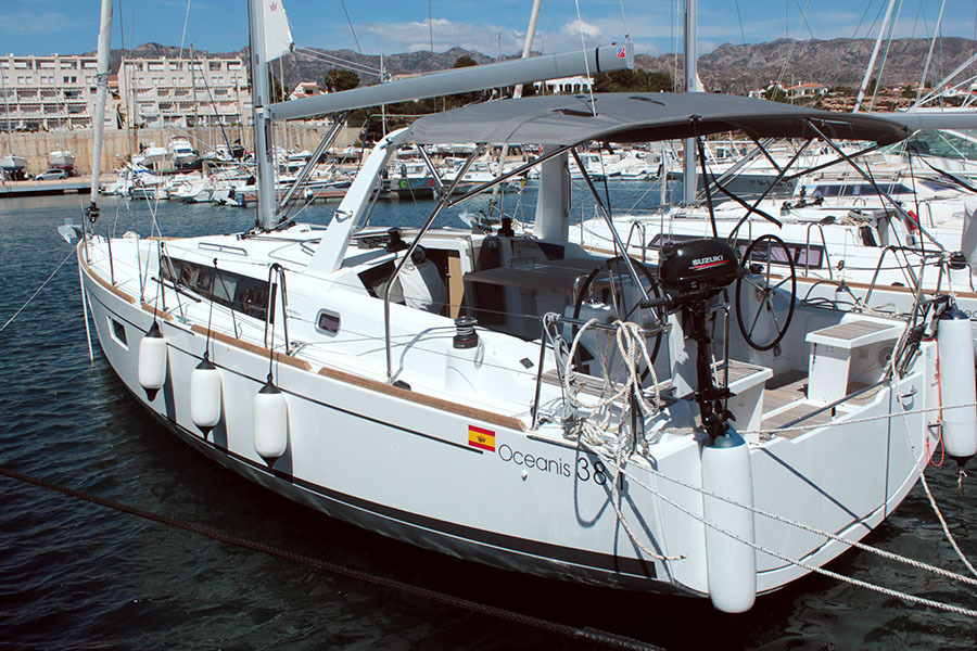 Oceanis 381 (BOHEMIAN RHAPSODY)  - 0