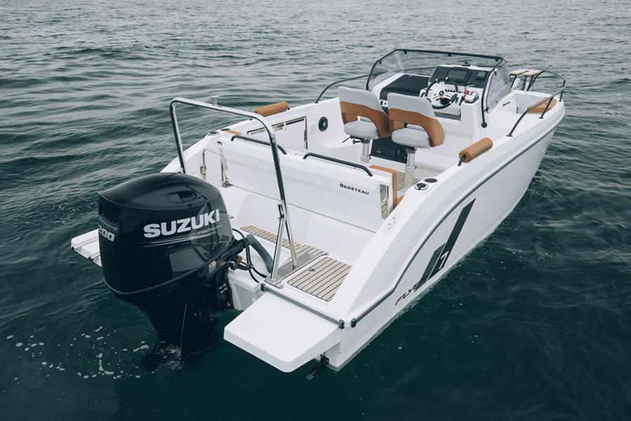 Flyer 7 Sundeck (NEW BOAT 2021)  - 2