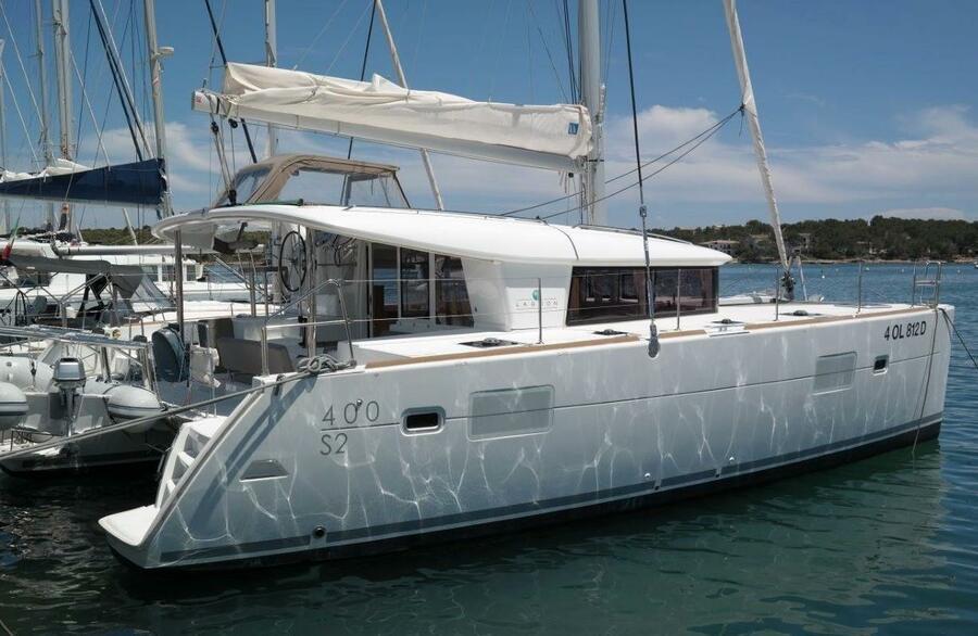 Lagoon 400 S2 (Atlante)  - 0