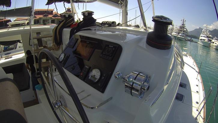 Lagoon 450 ST (Islette )  - 2
