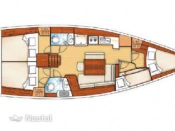 Oceanis 43 (NEREIDE)  - 4