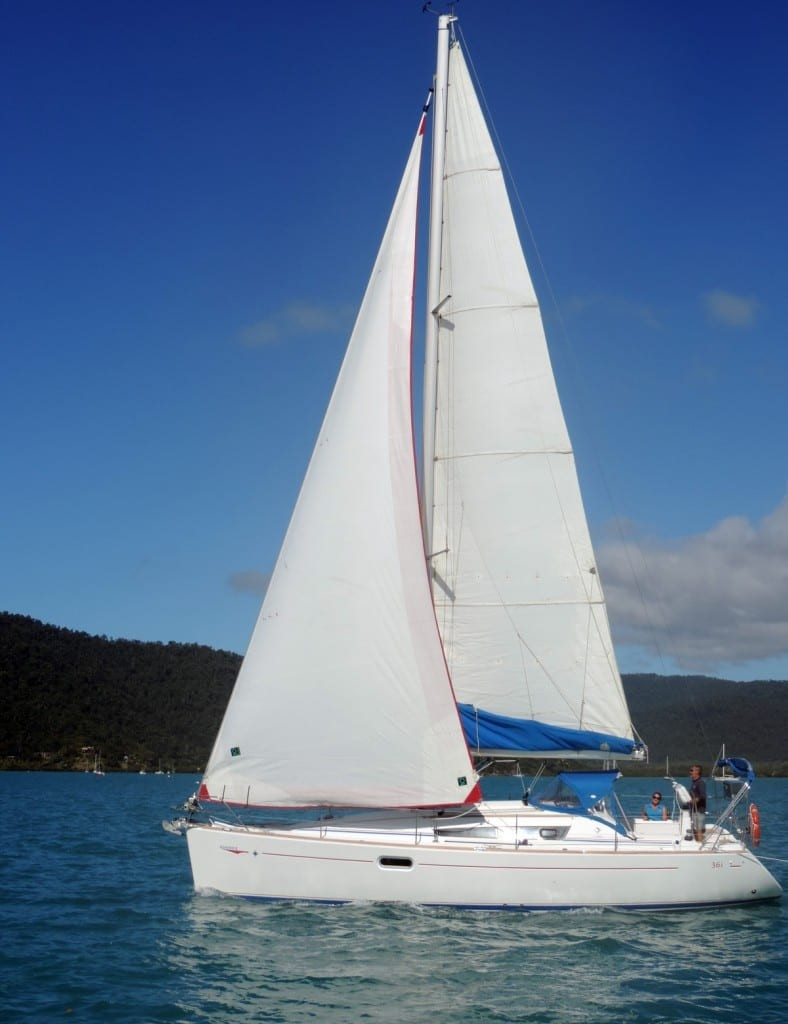 Sun Odyssey 36i (JASAMBRI II)  - 6
