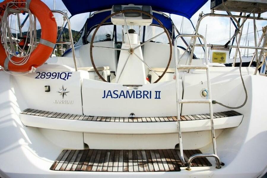 Sun Odyssey 36i (JASAMBRI II)  - 5