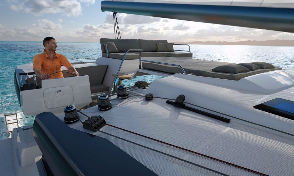Saona 47 with watermaker & A/C - PLUS (BEYOND)  - 1