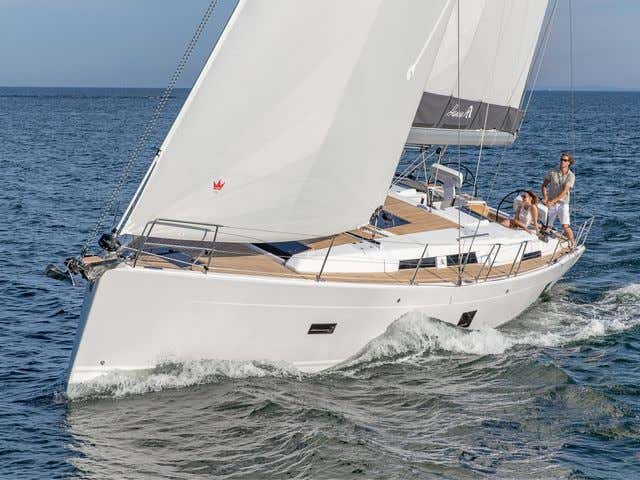 Hanse 458 (LIXI)  - 0
