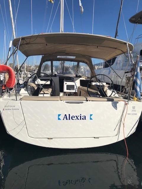 Dufour 390 Grand Large (Alexia)  - 11