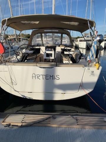 Dufour 390 Grand Large (Artemis)  - 12