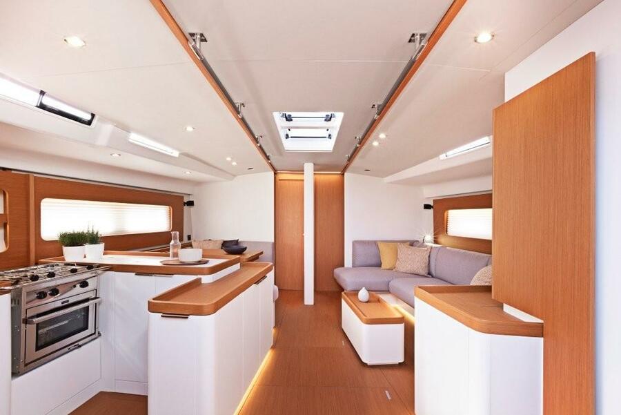 First Yacht 53 (Zenith)  - 4