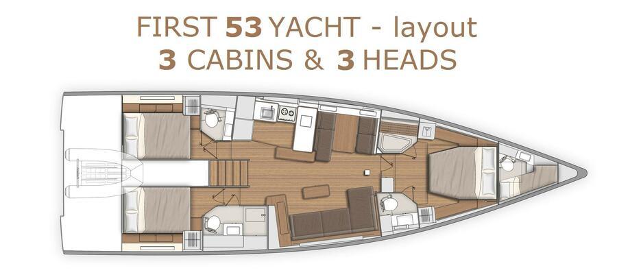 First Yacht 53 (Zenith)  - 14