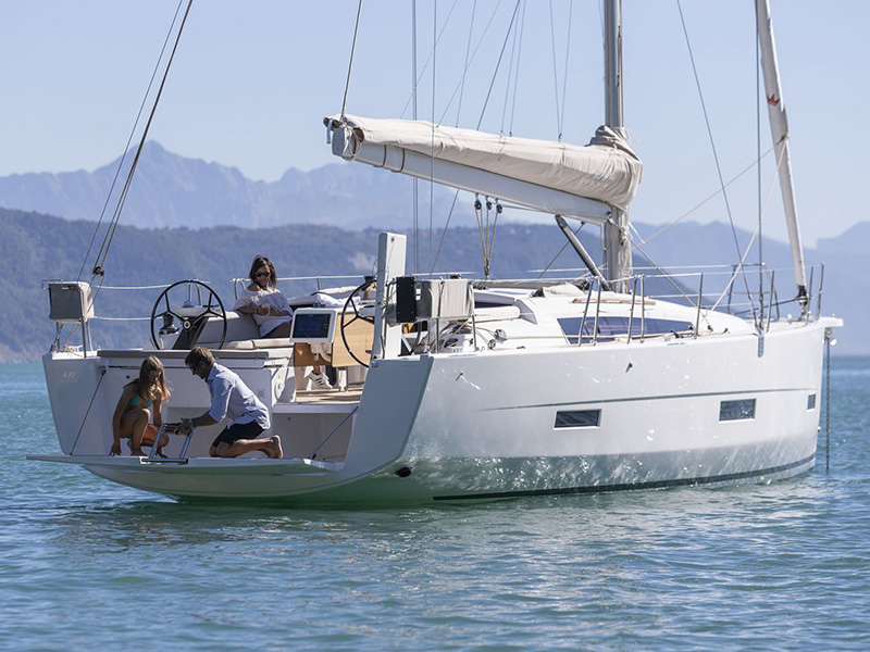 Dufour 430 Grand Large (MAGDALENA)  - 2