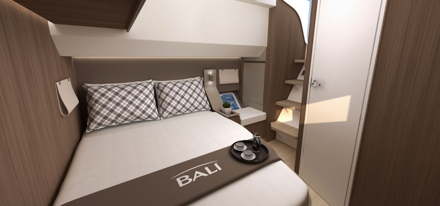 Bali 4.8 O.V. with watermaker & A/C - PLUS (KITTIWAKE)  - 3