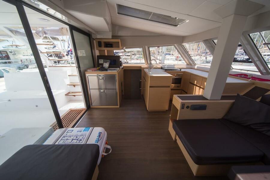 Nautitech 46 Flybridge (SANTORIN_DB)  - 18